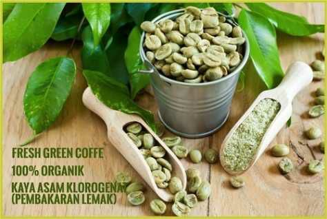 Diet diary: Green coffee is good, but not good enough